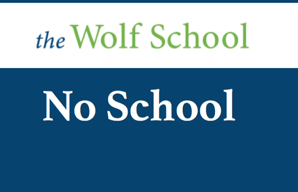 No School Martin Luther King Day The Wolf School