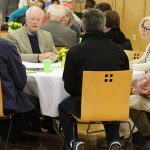 Grandparents and special friends gather for breakfast on April 12th