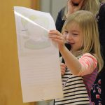 Room 3 students present autobiographical poems