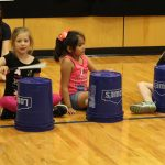 Rhythm Room visited Wolf students for 3 days as part of our Spring enrichment