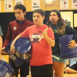 Room 6 students take the stage at All School Assembly