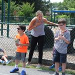 Students (and staff!) loved watching their bottle rockets launch!