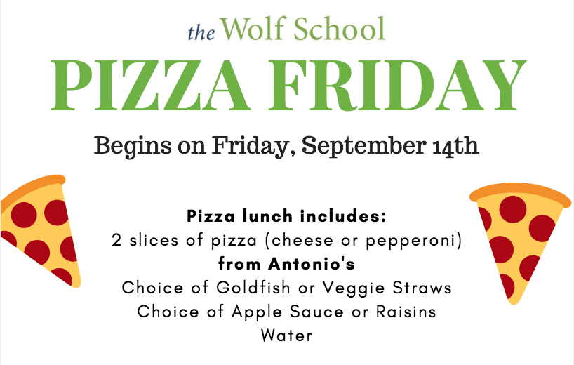 Pizza Friday at Wolf