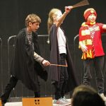 Room 4 brings some magic into their performance!