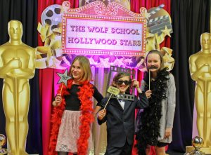 Students and families came together for a night of fun!